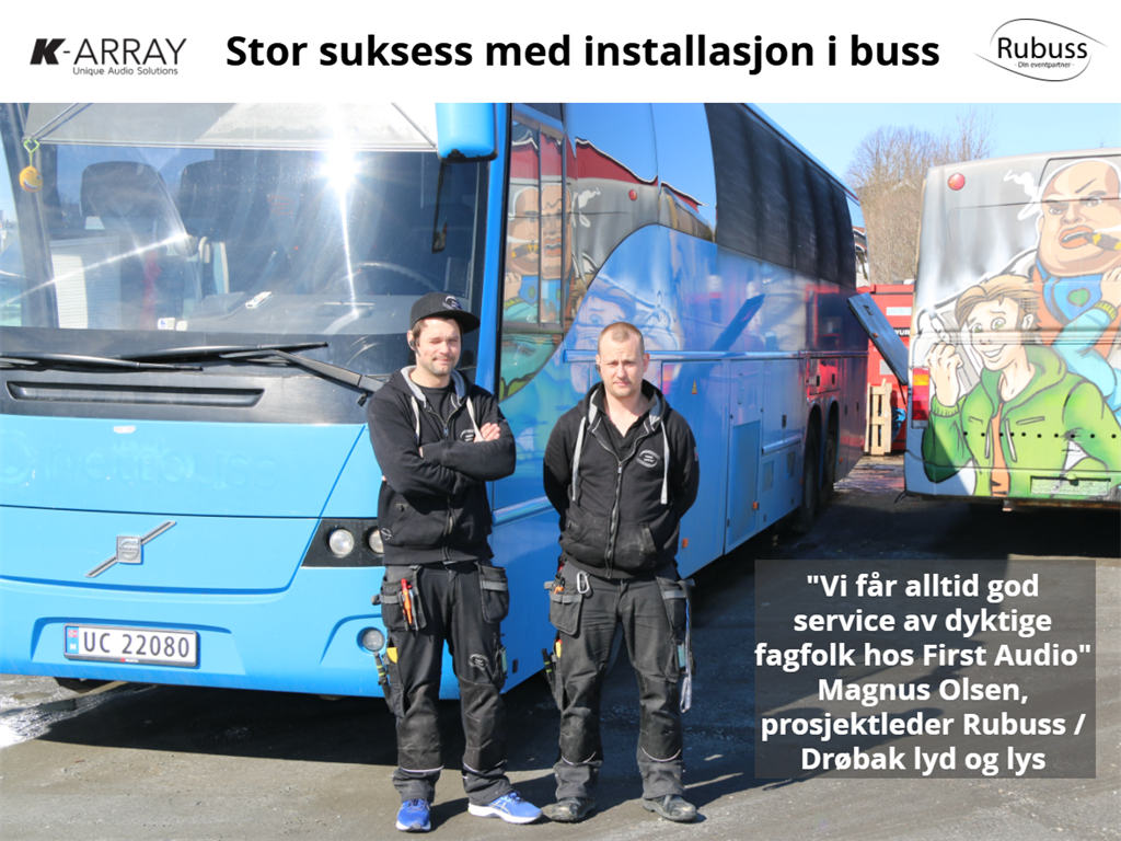 K-Array suksess på 4-hjul